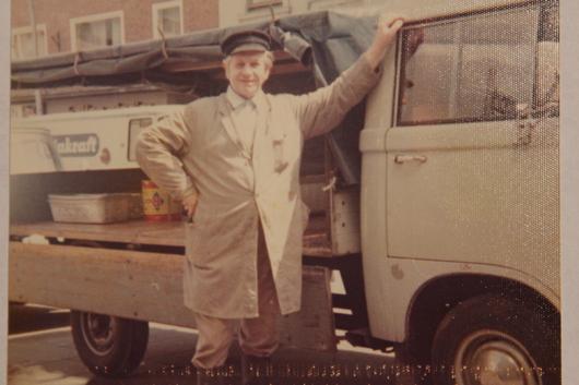 Jonny Beneke Bruder von Mimi 1975